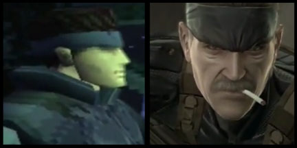 Snake Then and Now