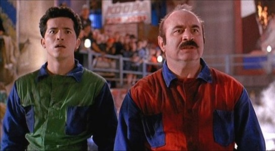 Super Mario Bros movie