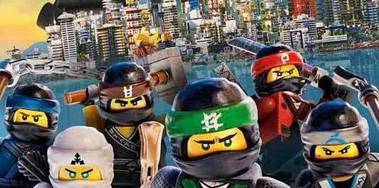 The Lego Ninjago Movie Nothing New But Looks Pretty Pop Culture
