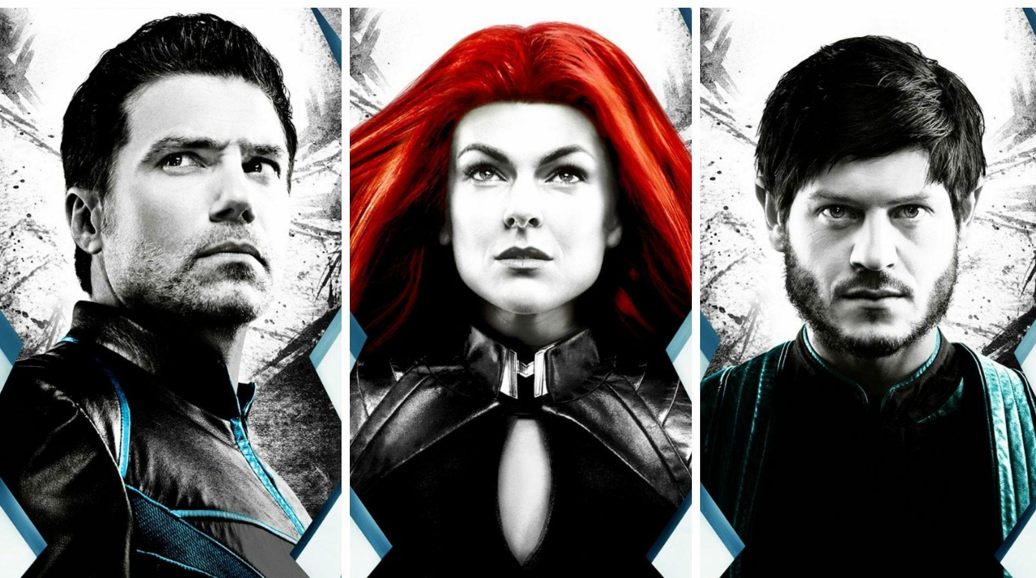 Marvels Inhumans