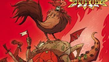 Review Brew Chew Demon Chicken Poyo 1 One Shot Pop Culture Uncovered D poyo poyo poyo, poyo! review brew chew demon chicken poyo