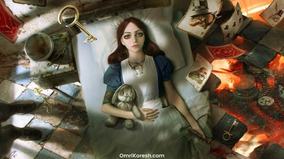 Wake Up Alice, Wake Up!