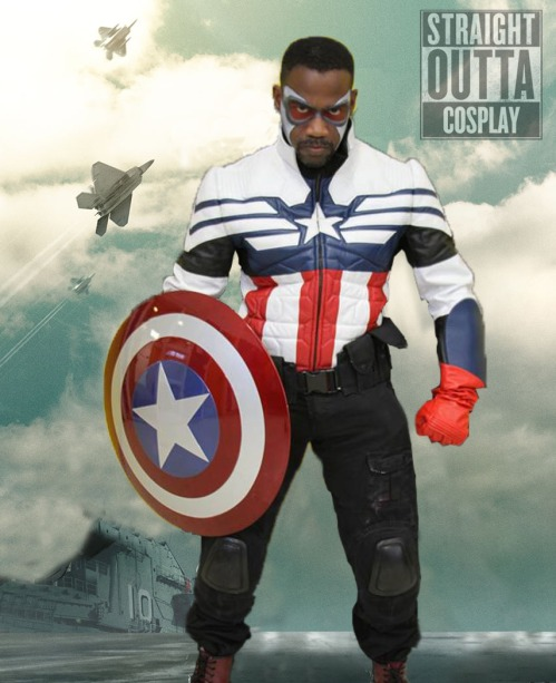 Captain America Pose_ShielsBG