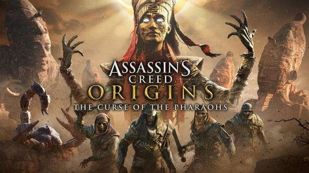 Curse of the Pharoahs