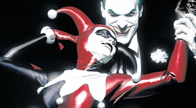 Joker Harley NOT A Love Story Pop Culture Uncovered