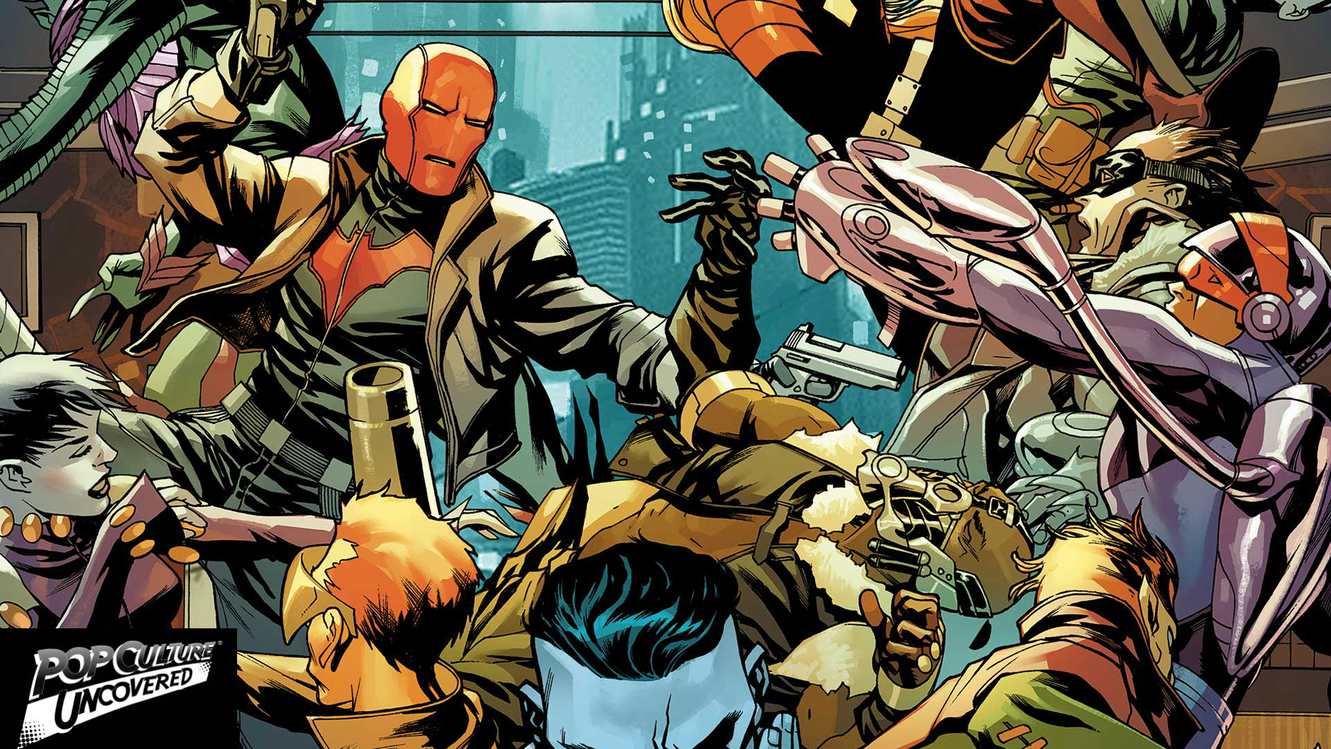 Review Brew Red Hood And The Outlaws 19 Pop Culture Uncovered