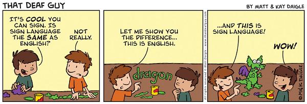ASLisnotEnglish