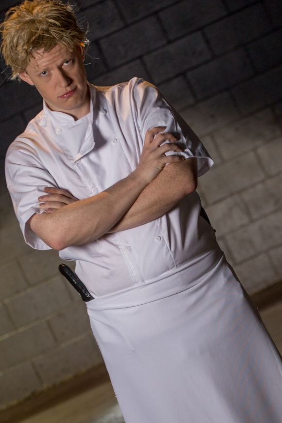 Gordon Ramsey by Eye For Detail Photography
