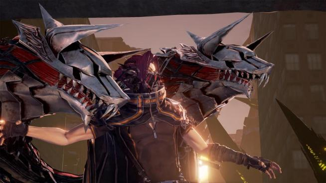 Code Vein Hell Hounds