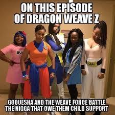 DBZ Weave