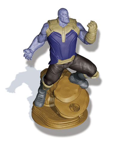 ThanosRisingSculpture