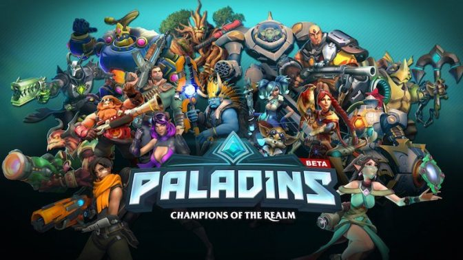 Gaming Brew: Paladins: Champions of the Realm – Pop Culture Uncovered