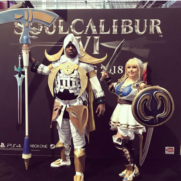 SOUL CALIBUR 1
