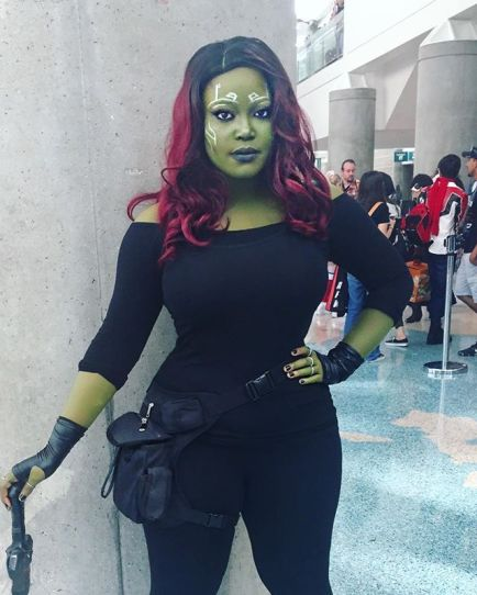 Gamora 1