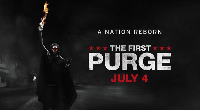 The First Purge 2018 Movie Wallpapers: Movie Brew: The First Purge