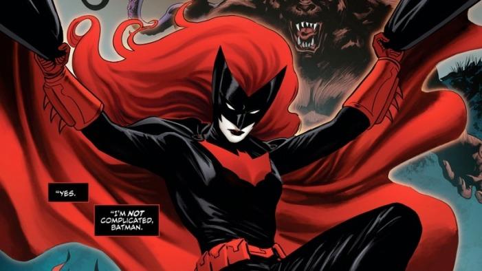 Batwoman panel