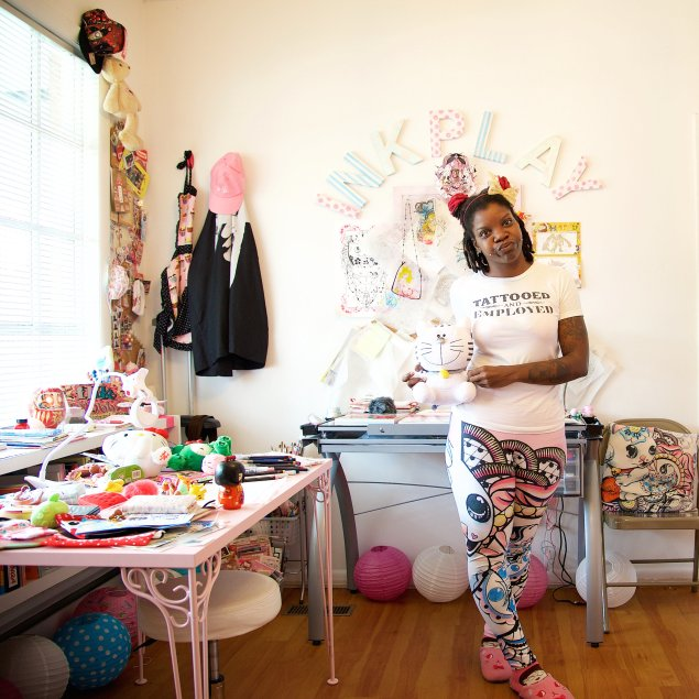 Artist, Imani