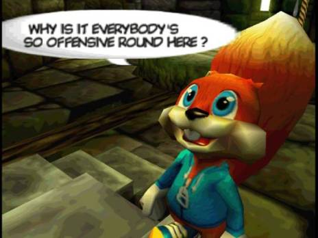 Conker Offensive
