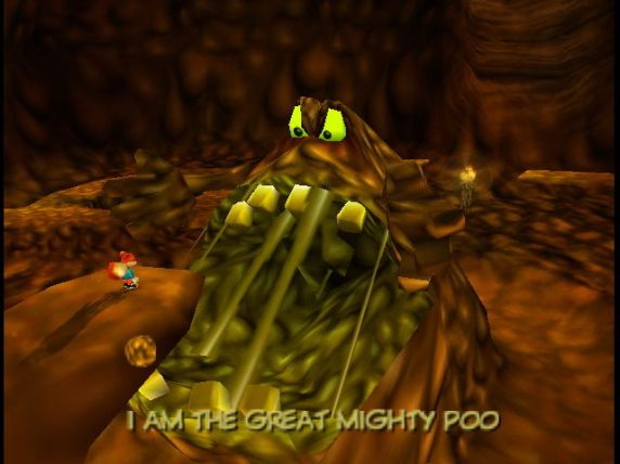 Great Mighty Poo