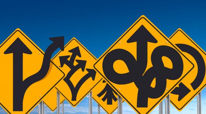Assortment Of Bizarre Road Signs