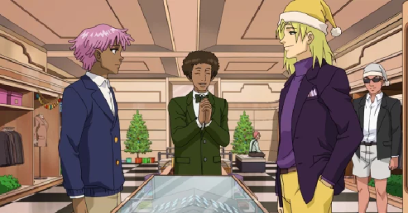 What's Streaming, Holiday Edition: Neo Yokio- Pink Christmas