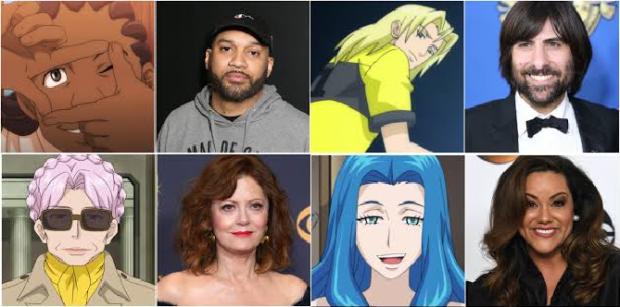 voice cast