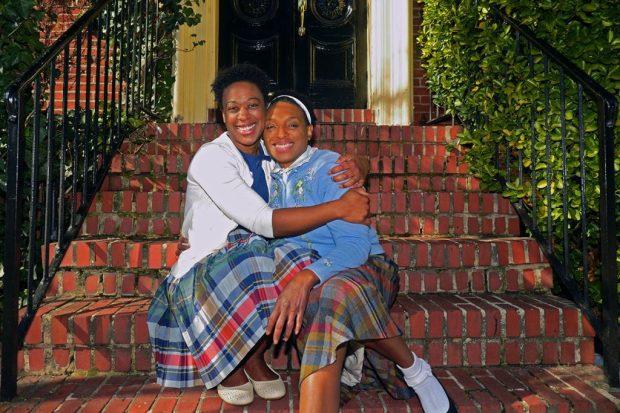 Erika Rose and Dawn Ursula - Photo credit Chris Giese