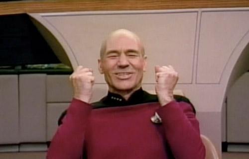Happy Picard