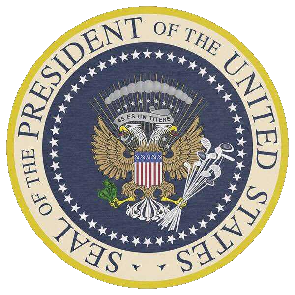 Trump Presidential Seal