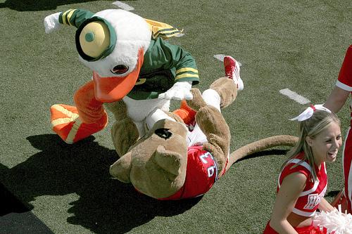 Mascot Brawl