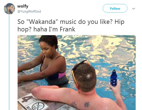 Wakanda Music Do You Like