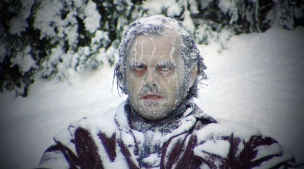 Nicholson The Shining