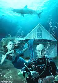 American Gothic Underwater