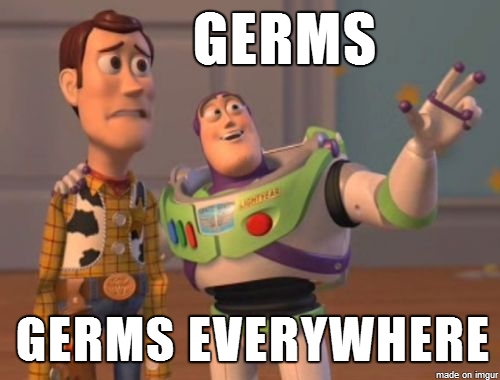 Germs Everywhere