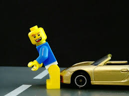 Lego Poop On Car