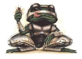 Robocop Frog
