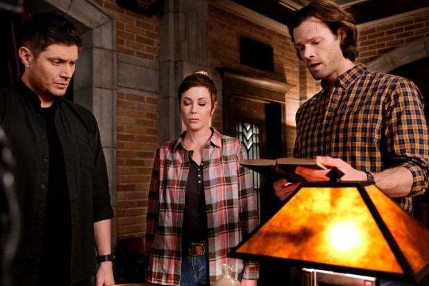 dean, jody and sam