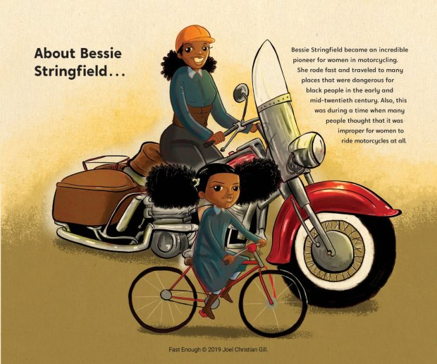 bessie stringfield first ride