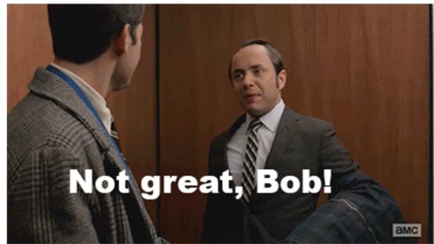 Not Great Bob