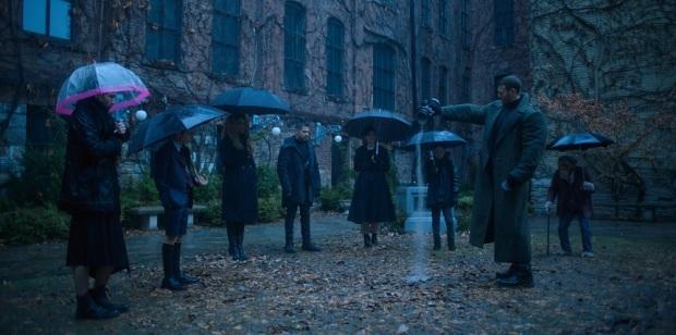 Umbrella Academy Funeral